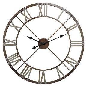 Lazy Susan Open Centre Decorative Clock : Target