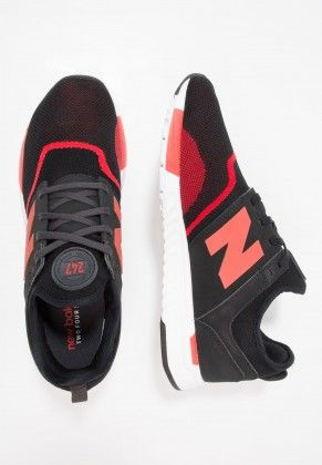 more photos 4d897 fdbe5 New Balance Mrl247 Trainers Low Of Almost Black Wild Dove Turtledove For  Men Women