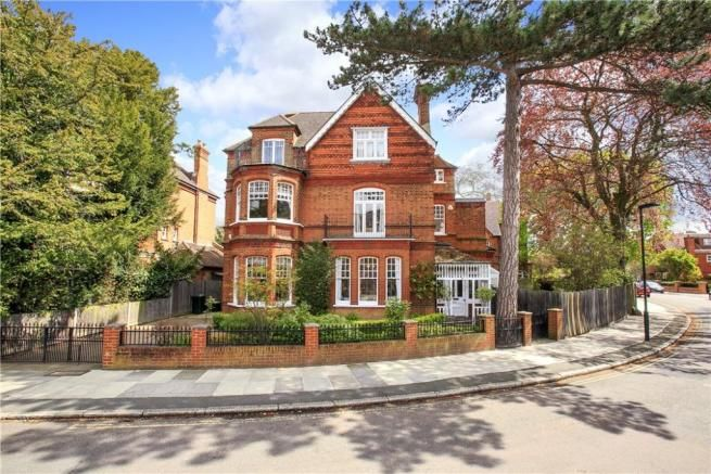 7 bedroom detached house for sale Strawberry Hill Road, Twickenham, TW1