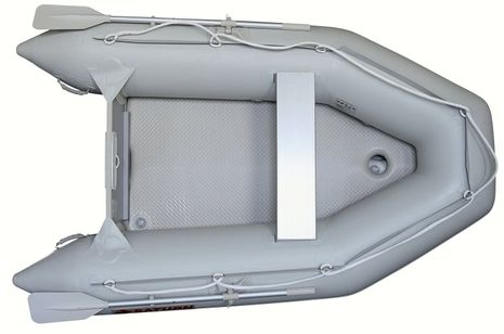 Saturn SD260 Inflatable Boat Dinghy #inflatableboats, #rafts, #dinghy, #tender, #zodiac