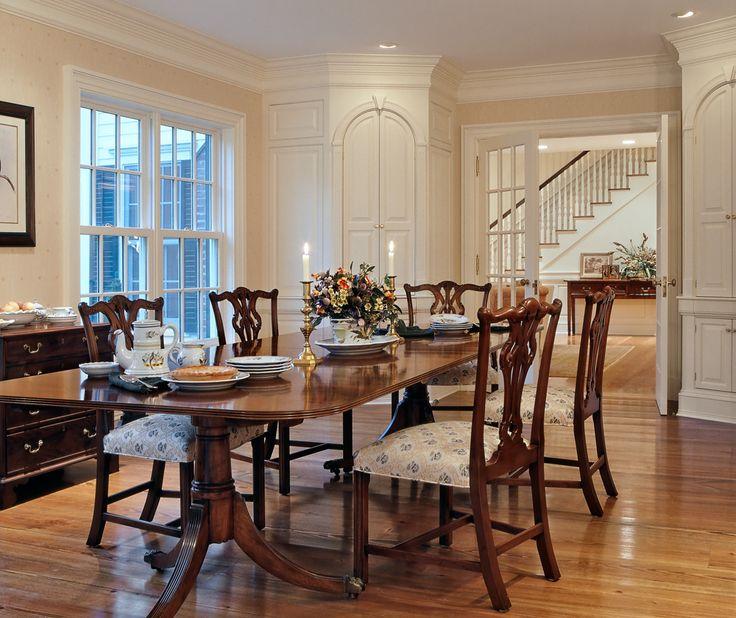 Die besten 25 traditional formal dining room ideen auf for Graues esszimmer