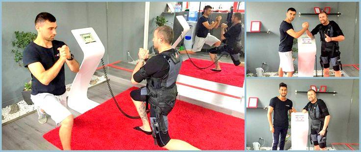 XBody Iasi - EMS Fitness - Tonifiezi, scazi in greutate, elimini celulita, arzi calorii, cresti masa musculara ... in doar 20min pe saptamana.