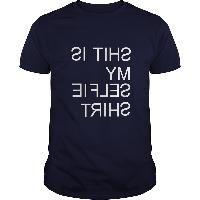 Funny Joking Geek Tshirt, This is my Selfie shirt