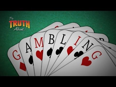 """http://www.thetruthabout.net/video/Gambling """"The Truth About... Gambling"""" covers the continuing issue of gambling. Can Christians engage in methods of gambling? Should Christians be concerned with both sides, winning and losing? Sooner or later, most of us find ourselves facing moral, social, and ethical situations that command our attention. Don Blackwell presents a compelling and informative answer from a biblical and practical standpoint."""
