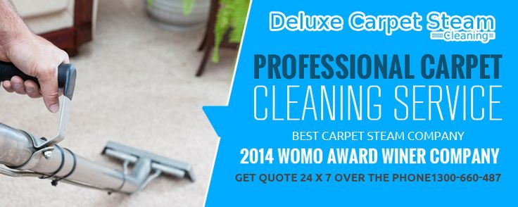 Our carpet steam cleaners 100% deliver great service and results every time. At Deluxe Steam Cleaning Melbourne, we only use biodegradable, green cleaning detergents.