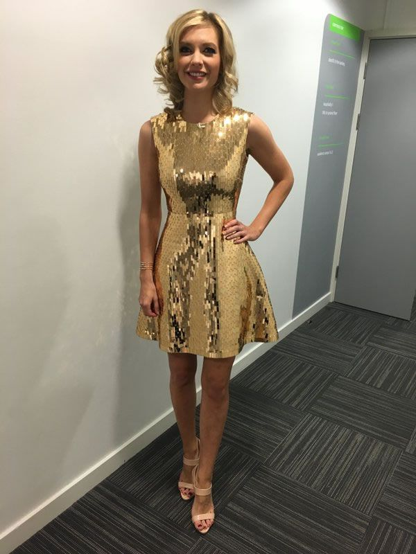 Rachel Riley has joined Sky Sports!