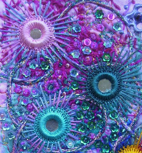 Shisha 5 detail by Karen Cattoire, via Flickr