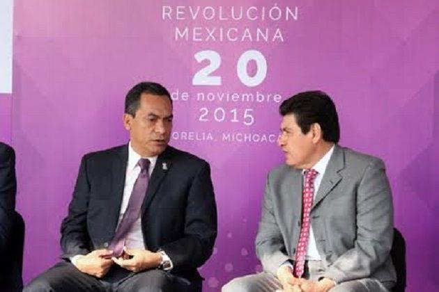 El presidente de la Mesa Directiva del Congreso del Estado llama a aplica el examen al magisterio y exhorta a los maestros a evaluarse – Morelia, Michoacán, 20 de noviembre ...