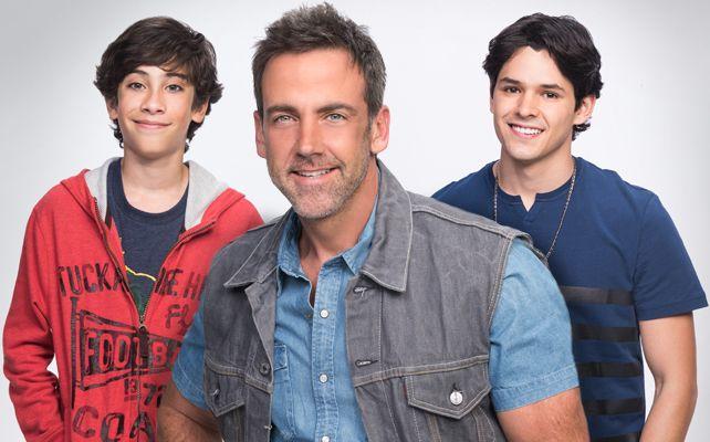 Los cuatro hijos de Carlos Ponce en Silvana Sin Lana | PeopleenEspanol.com