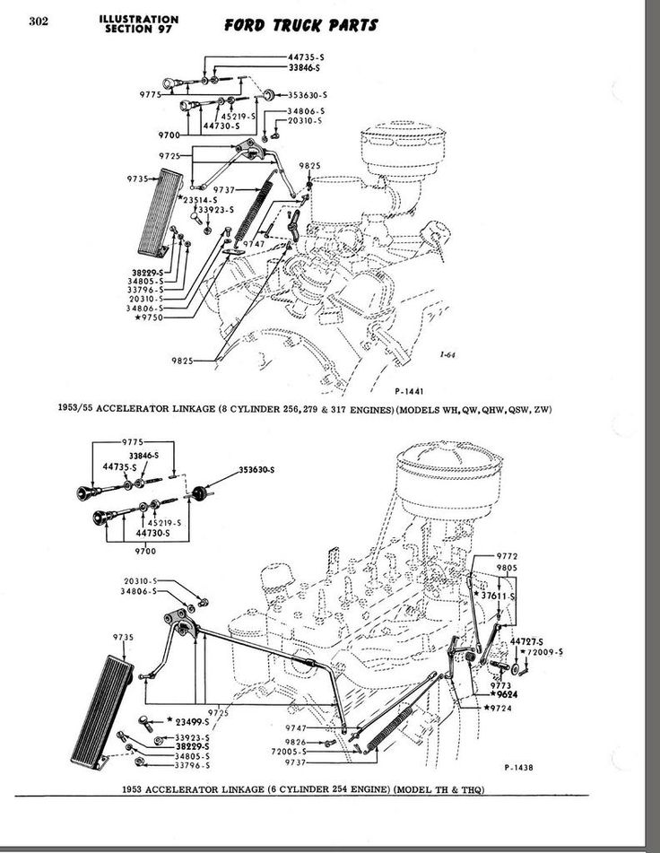 ford flathead engines 1932 to 1953
