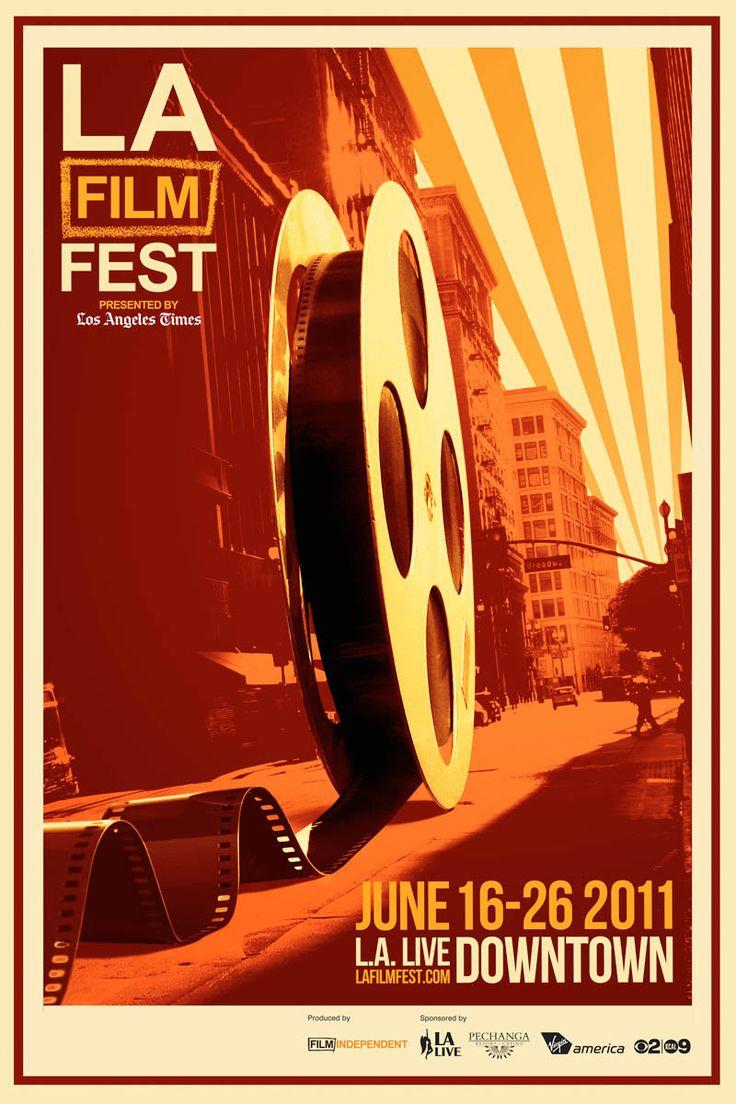Los Angeles Film Festival 2011. Follow the light...