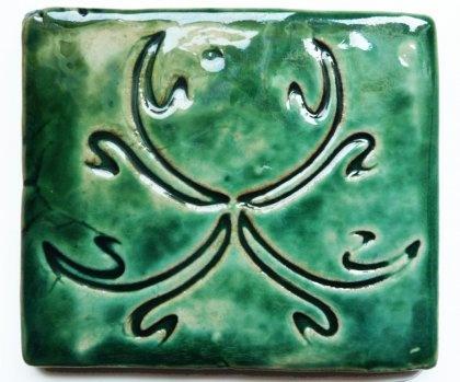 Dekoracyjne kafle do kuchni, łazienki, jadalni... (proj. ArtMika): Dekoracyjn Kafl, Dekoracyjne Kafle