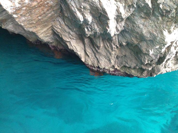 Grotta verde capri
