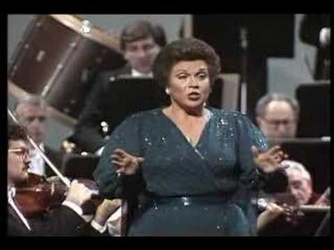 marilyn horne | Marilyn Horne! One of the most famous opera singers of all time! Sings ...