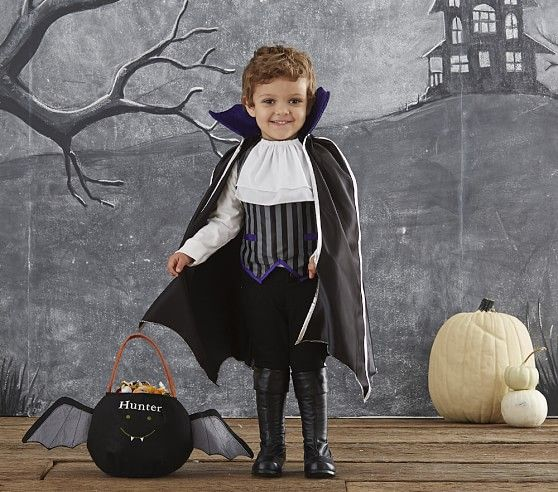 Toddler Vampire Costume | Pottery Barn Kids