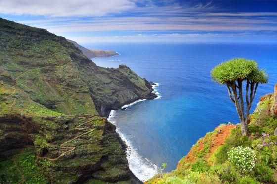 Van El Tablado naar Santo Domingo - La Palma Tourist Board