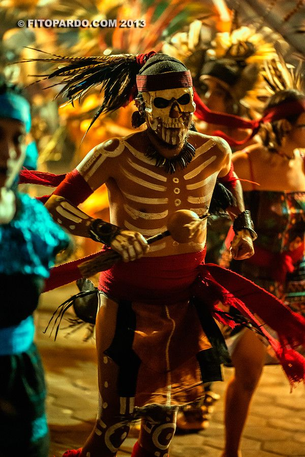 Aztecs dancing in Mexico by Fito Pardo on 500px