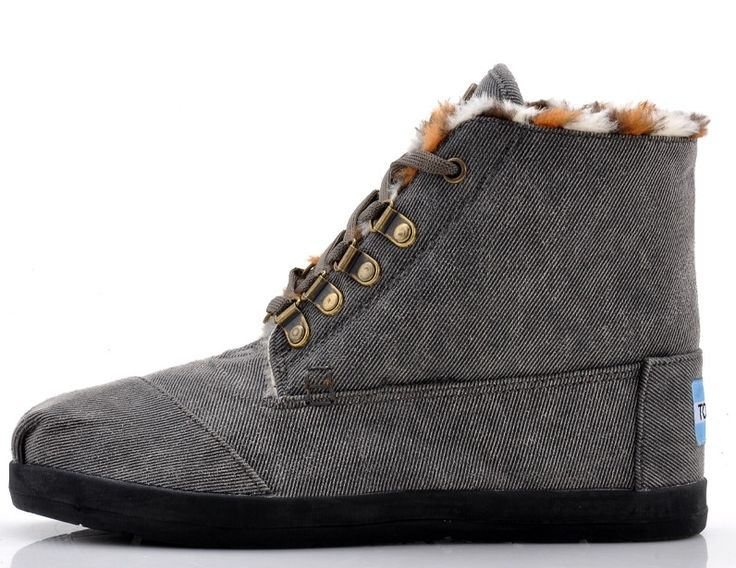 Toms Highlands Fleece Botas Women Grey : Men's And Women's Toms Shoes, Discount Online Sale, Toms Outlet Offer the 2013 Latest and Classic Toms Shoes, Toms Boots and Toms Stripe for Men and Women. 100% Top Quality Guarantee, Free Shipping! $17