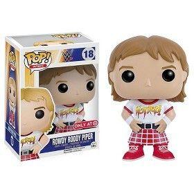 Funko Pop! WWE Rowdy Roddy Piper Target Exclusive