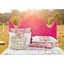 Whimsical Fun Full Size Headboard- Available in Three Colors