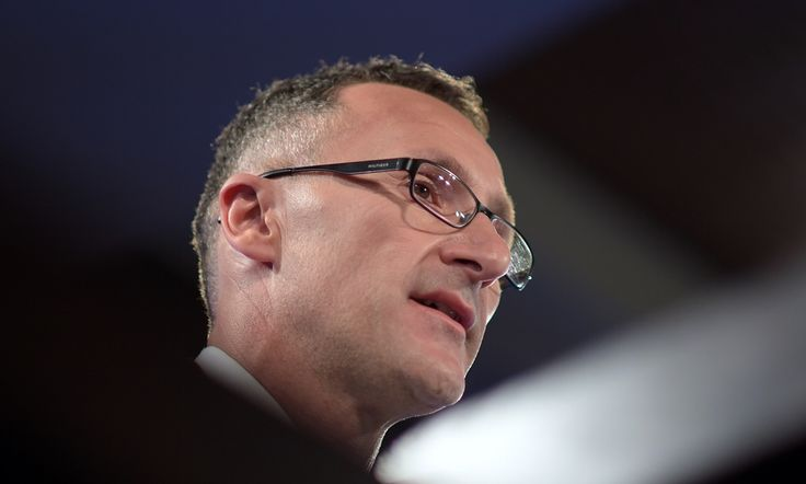 Carbon tax more affordable than GST hike to raise same revenue, say Greens  Adam Bandt and Richard Di Natale say a carbon tax delivers as much to the budget as increasing or broadening the GST, while costing households less