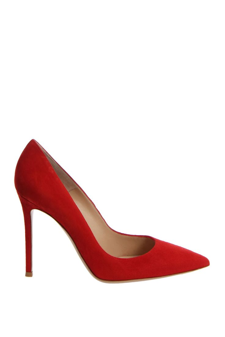 POINTED TOE PUMP WITH COVERED HEEL GIANVITO ROSSI - Tiziana Fausti