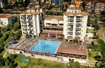 Am Vizitat: Hotel Seaview Family Suites Kusadasi Turcia