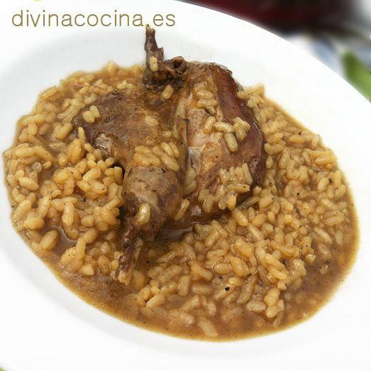 Arroz con perdiz » Divina CocinaRecetas fáciles, cocina andaluza y del mundo. » Divina Cocina