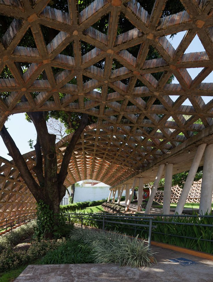 Telethon Children's Rehabilitation Center | Gabinete de Architectura [image © Federico Cairoli]