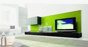 Custom writing bay cabinets green