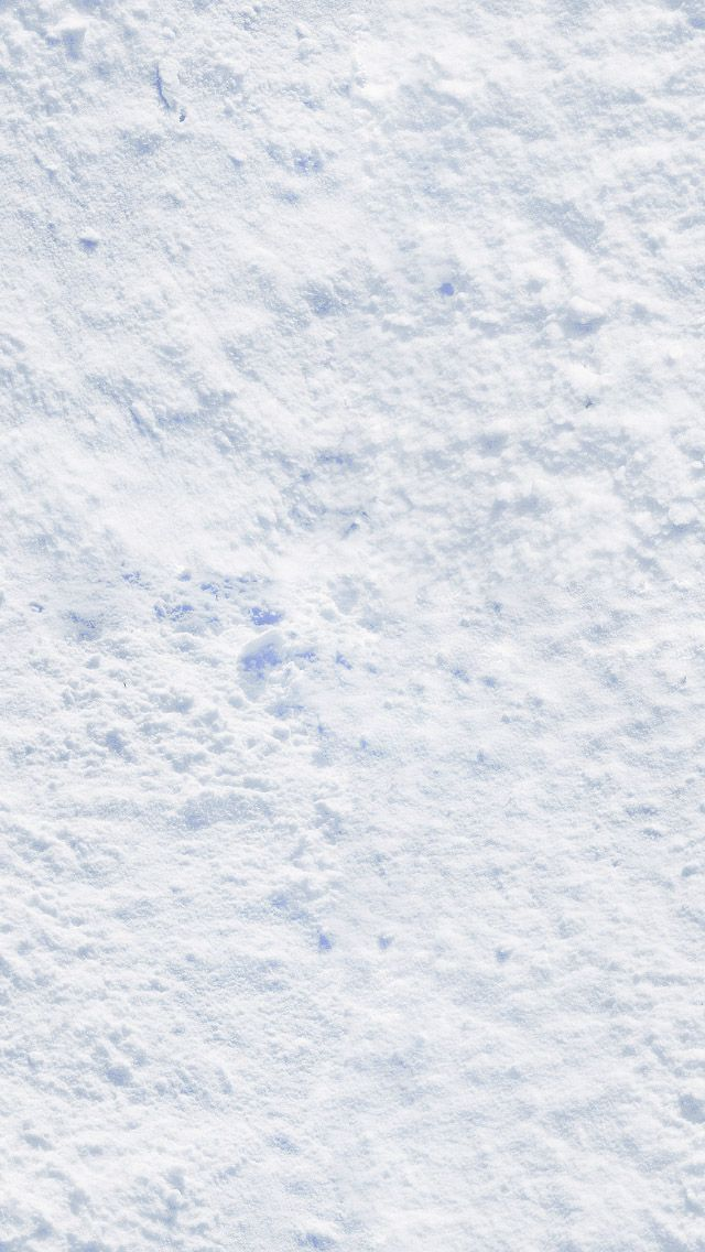 Snow Texture Simple iPhone 5 Wallpaper