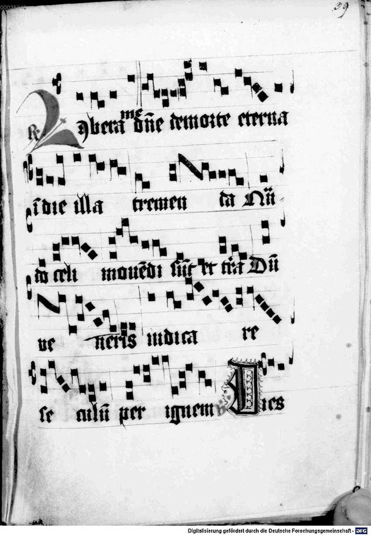 Liber ordinarius der Cistercienserschwestern von Kommunion, letzter Ölung, Tod und Leichenfeier Cgm 78  Folio 79