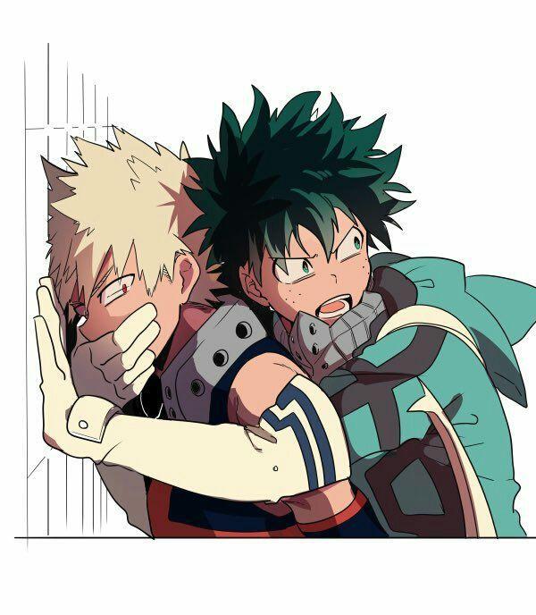 He S Only Mine Yandere Bakugou X Izuku Bha My Hero Academia