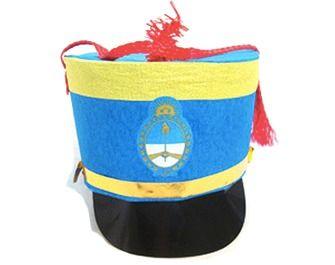disfraces patrios  sombrero disfraz granadero  dia d