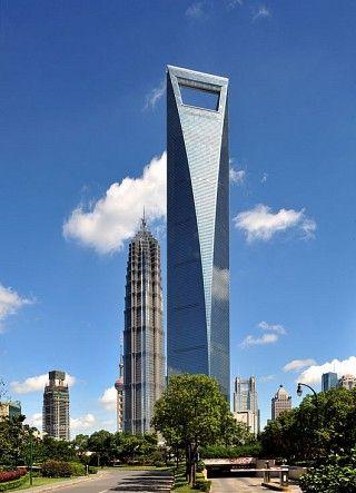 Shanghai World Financial Center, Shanghai, China  - The Skyscraper Center