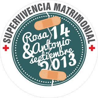 Kit de supervivencia Matrimonial Juana y José Ángel