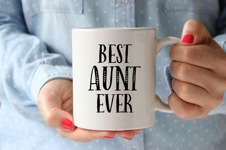 Best Aunt Ever Mug, Aunt Mug, Gift for Aunt, Aunt Gift, Coffee Mug, Tea, Coffee, Cup, Aunt Birthday, Christmas, Pregnancy Announcement,Cup, by SweetMintHandmade on Etsy https://www.etsy.com/listing/577927075/best-aunt-ever-mug-aunt-mug-gift-for