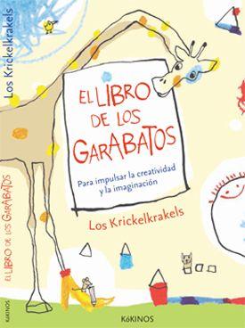 """Los Krickelkrakels."""" El libro de los garabatos"""". Editorial Kókinos (4 a 6 años)"""