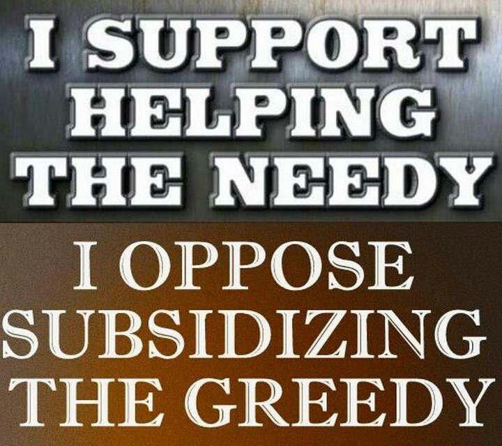 If the rich get richer it leaves less for everyone else, it's not a hard concept to understand. Republicans!