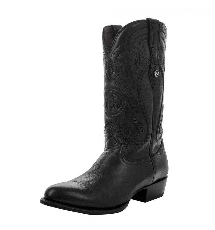 Montana Men's Traditional Semi Oval Boot