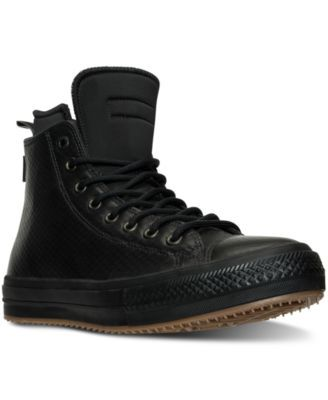 CONVERSE Converse Men's Chuck Taylor All Star II Hi Top Boot Casual Sneakers from Finish Line. #converse #shoes # all men