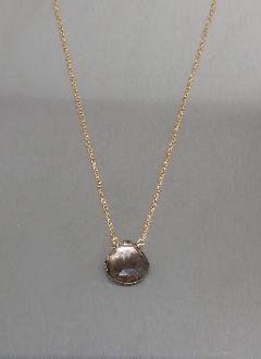 Smoky Quartz Necklace (10mm)