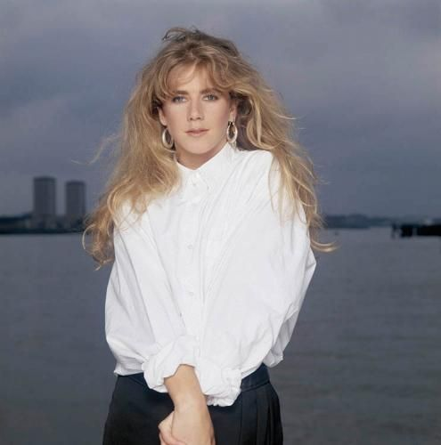 """Imogen Stubbs By The Pier 2 by Terry O'Neill  English actress Imogen Stubbs, circa 1990.  Limited Edition C-Print Signed and Numbered  16"""" x 16"""" / 20"""" x 20""""  24"""" x 24"""" / 30"""" x 30""""  40"""" x 40"""" / 48"""" x 48"""" / 60"""" x 60"""" / 72"""" x 72""""  For questions or prices please contact us at info@igifa.com    IGI FINE ART"""