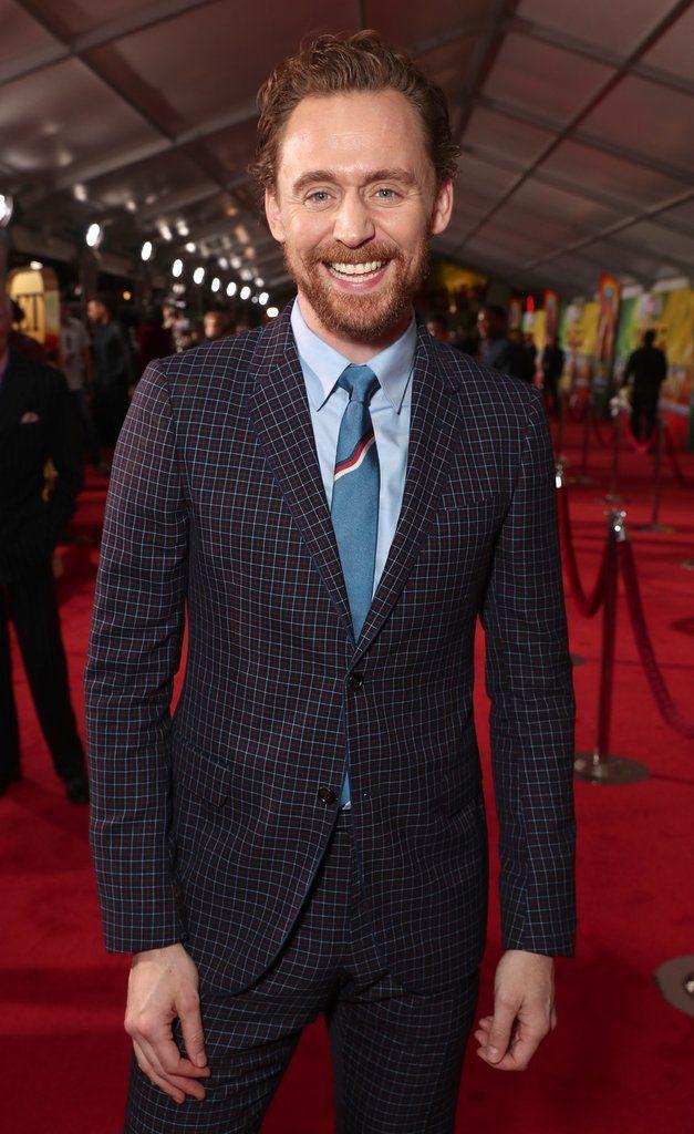 Tom Hiddleston at the Thor: Ragnarok Premiere | POPSUGAR Celebrity Photo 1