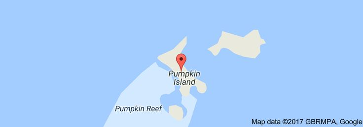 Map of Pumpkin Island