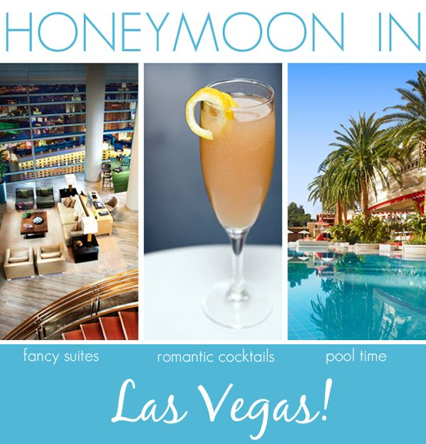 Little Vegas Wedding | How To: Have a Hot Honeymoon in Las Vegas | http://www.littlevegaswedding.com