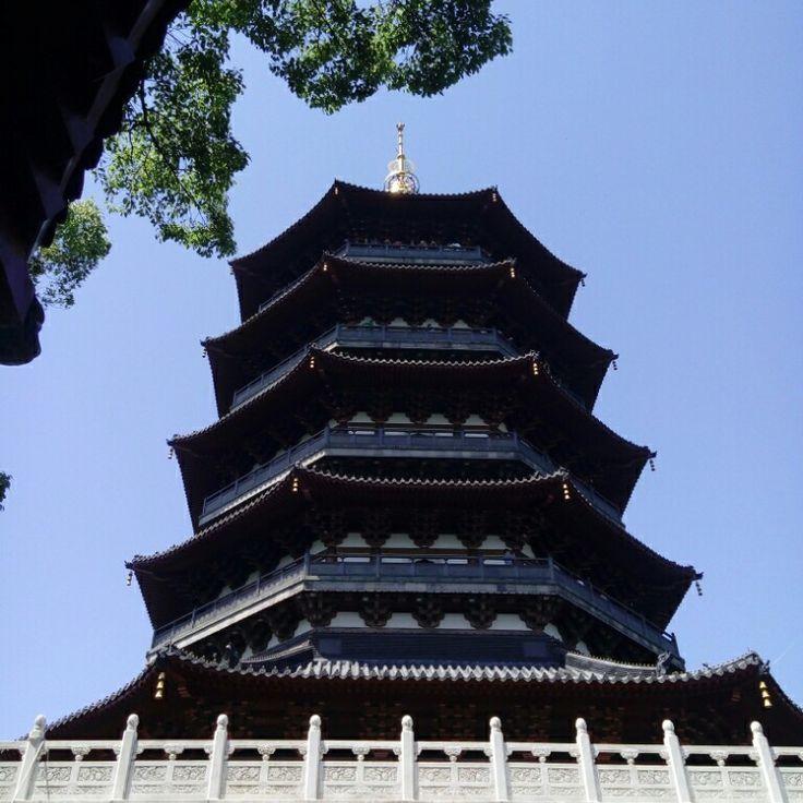Leifeng Pagoda, Hangzhou - China