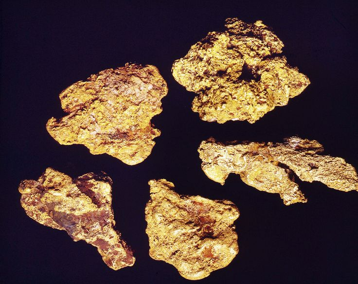 Well worth finding at today's gold bullion prices!  http://www.findinggold.org