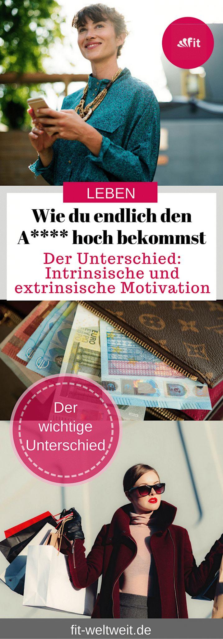 Extrinsischer Motivation