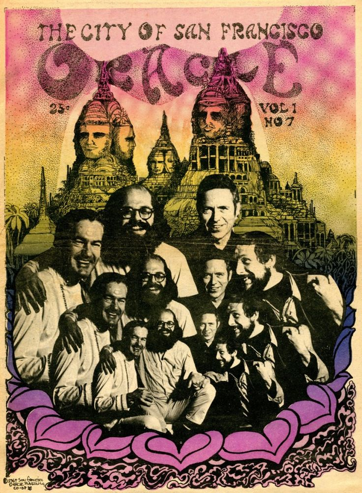 134 best beat generation gary snyder images on pinterest beat timothy leary allen ginsberg alan watts and ralph metzner san francisco oracle 1967 fandeluxe Gallery